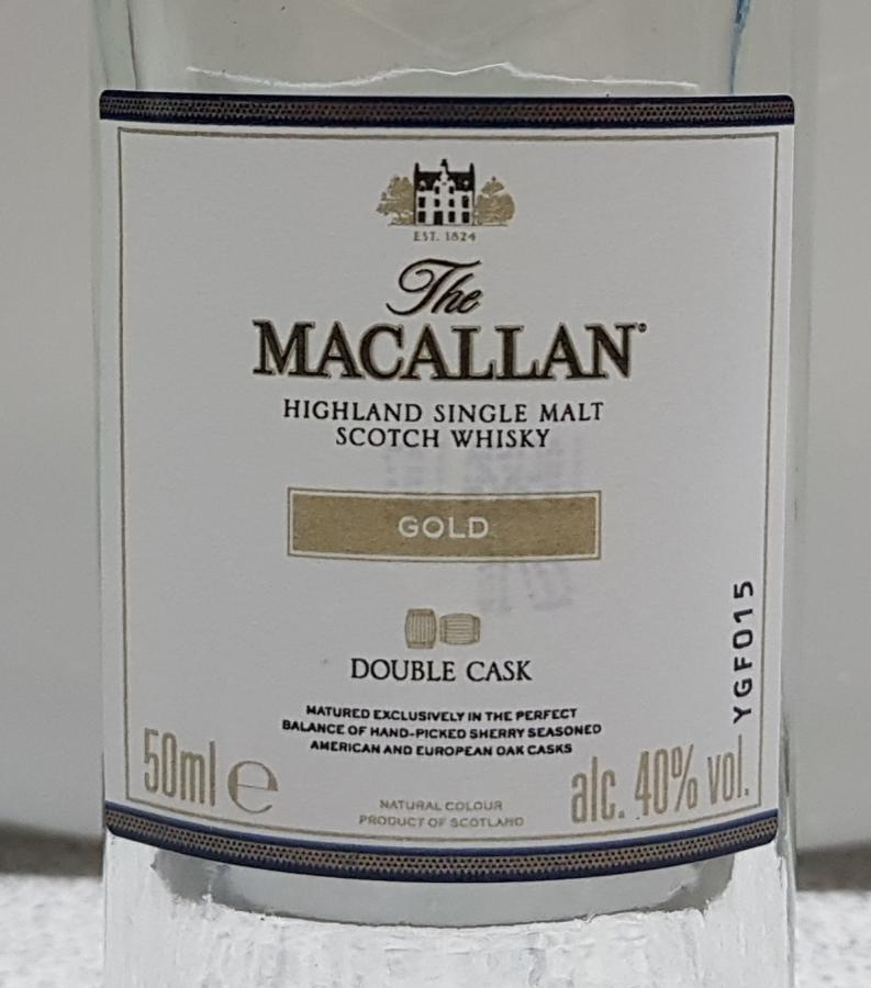 Macallan Gold