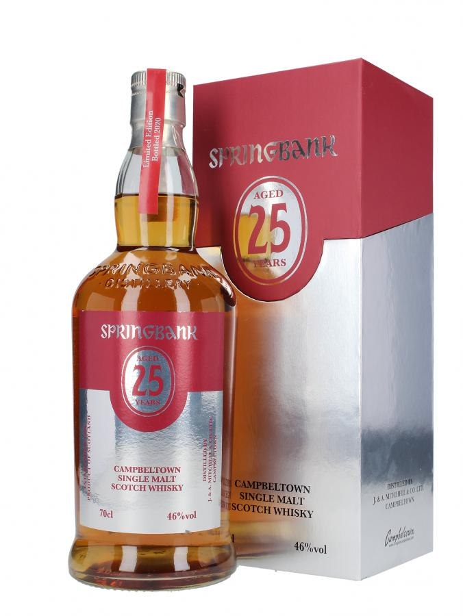 Springbank 25-year-old