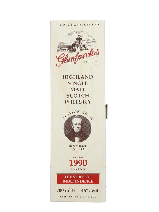 Glenfarclas 1990 Edition N°24