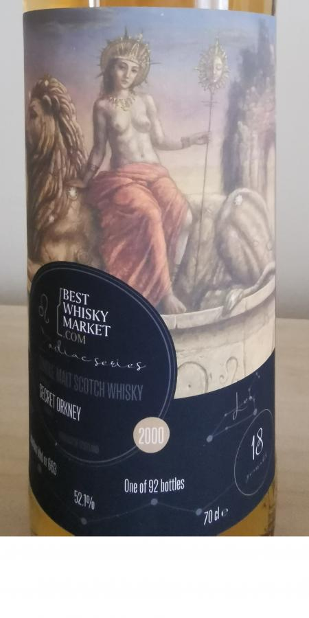 Secret Orkney 2000 BWM