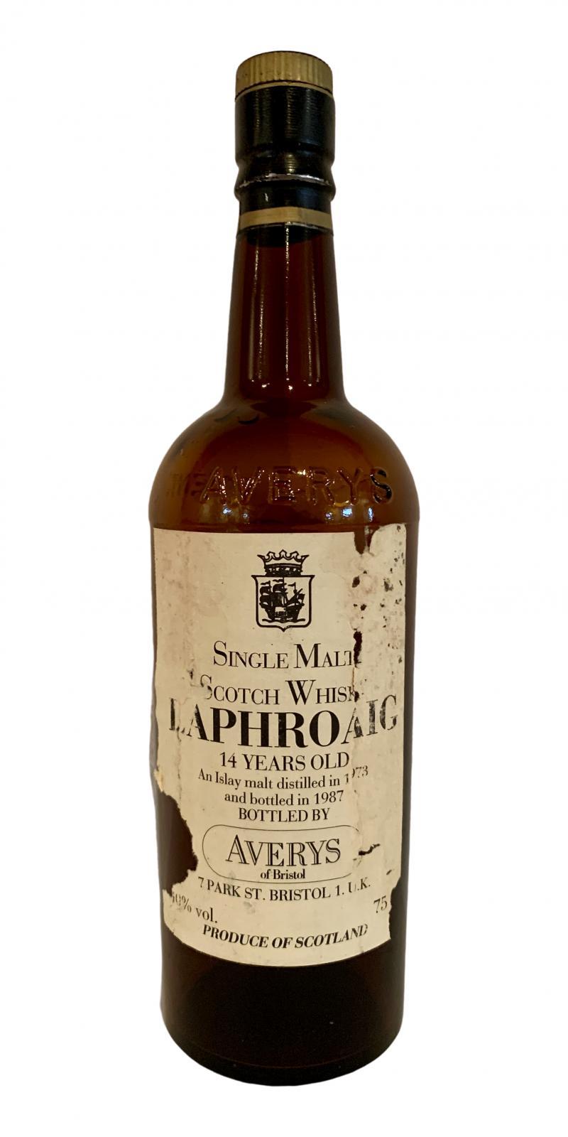 Laphroaig 1973 Av