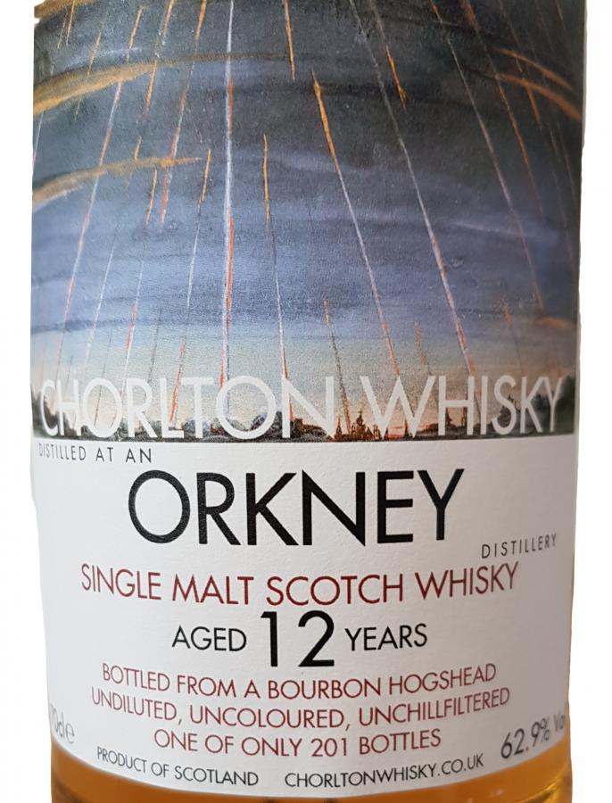 Orkney 12-year-old ChWh
