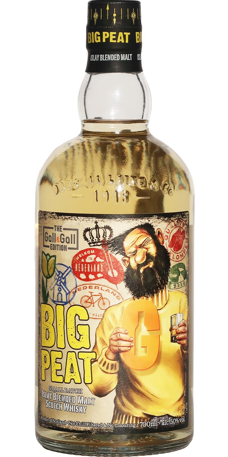 Big Peat The Gall & Gall Edition DL