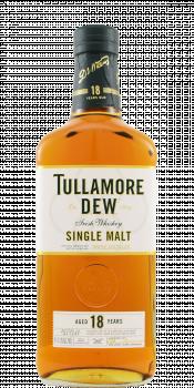 Tullamore Dew 18-year-old