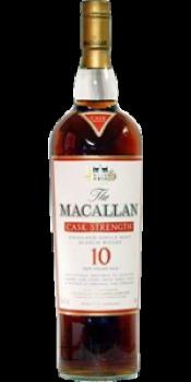 Macallan 10-year-old