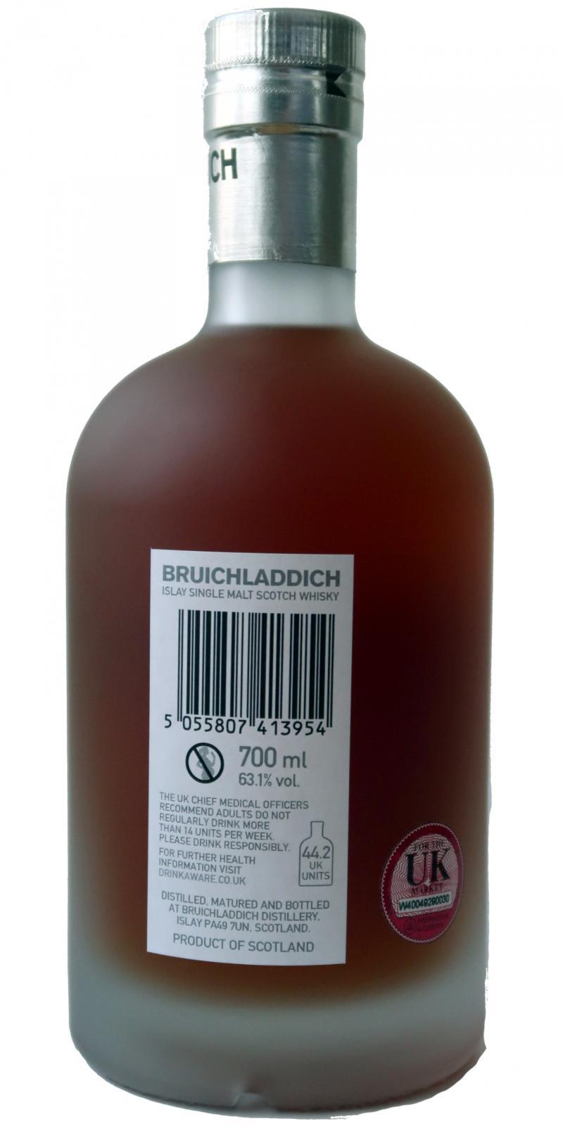 Bruichladdich 2009