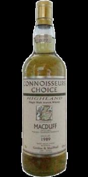 Macduff 1989 GM