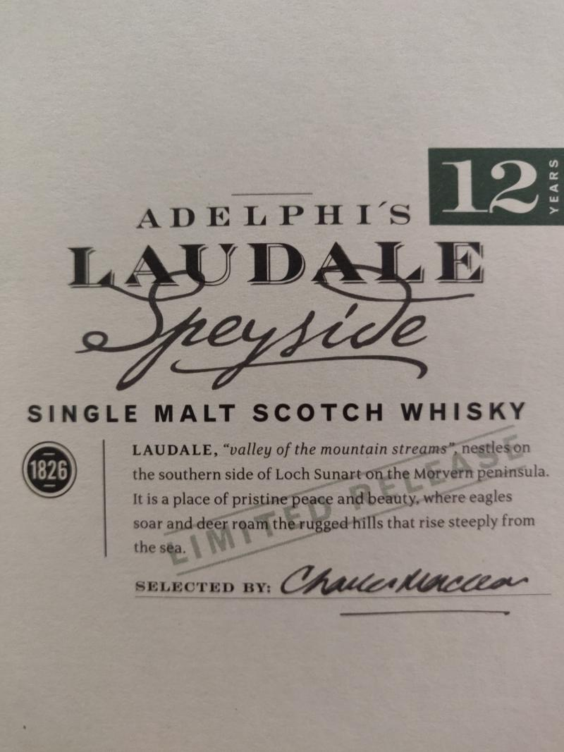 Laudale 12-year-old AD