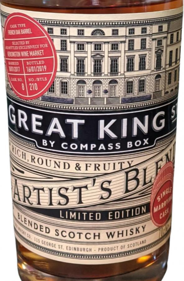 Great King Street Artist's Blend