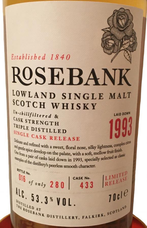 Rosebank 1993