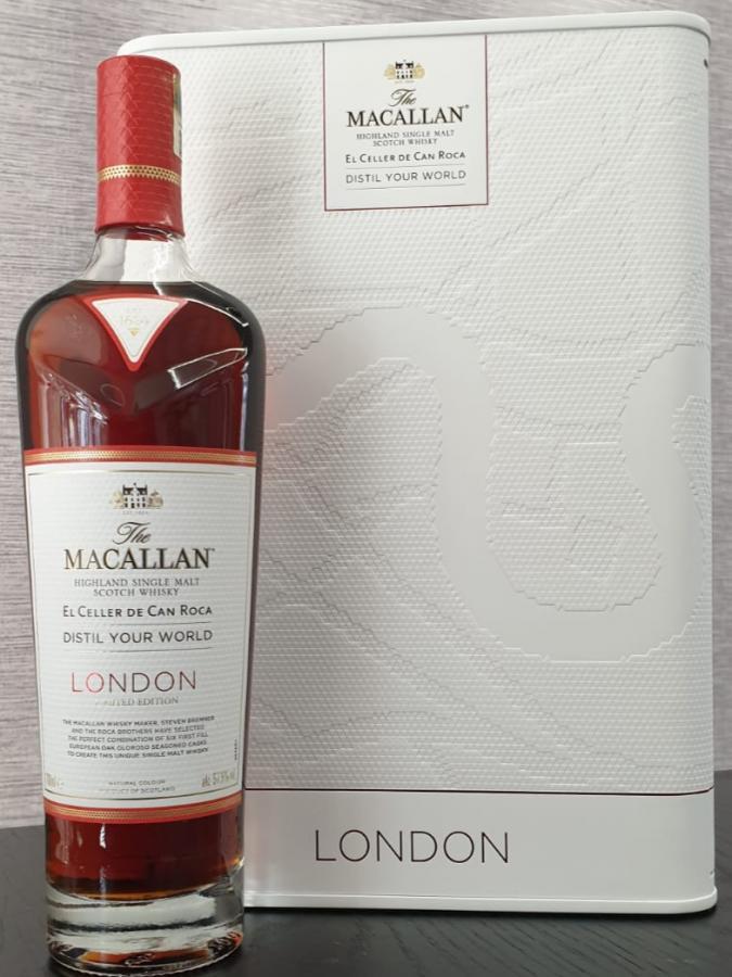 Macallan Distil Your World