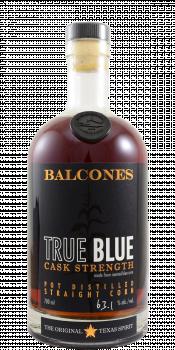 Balcones True Blue - Cask Strength