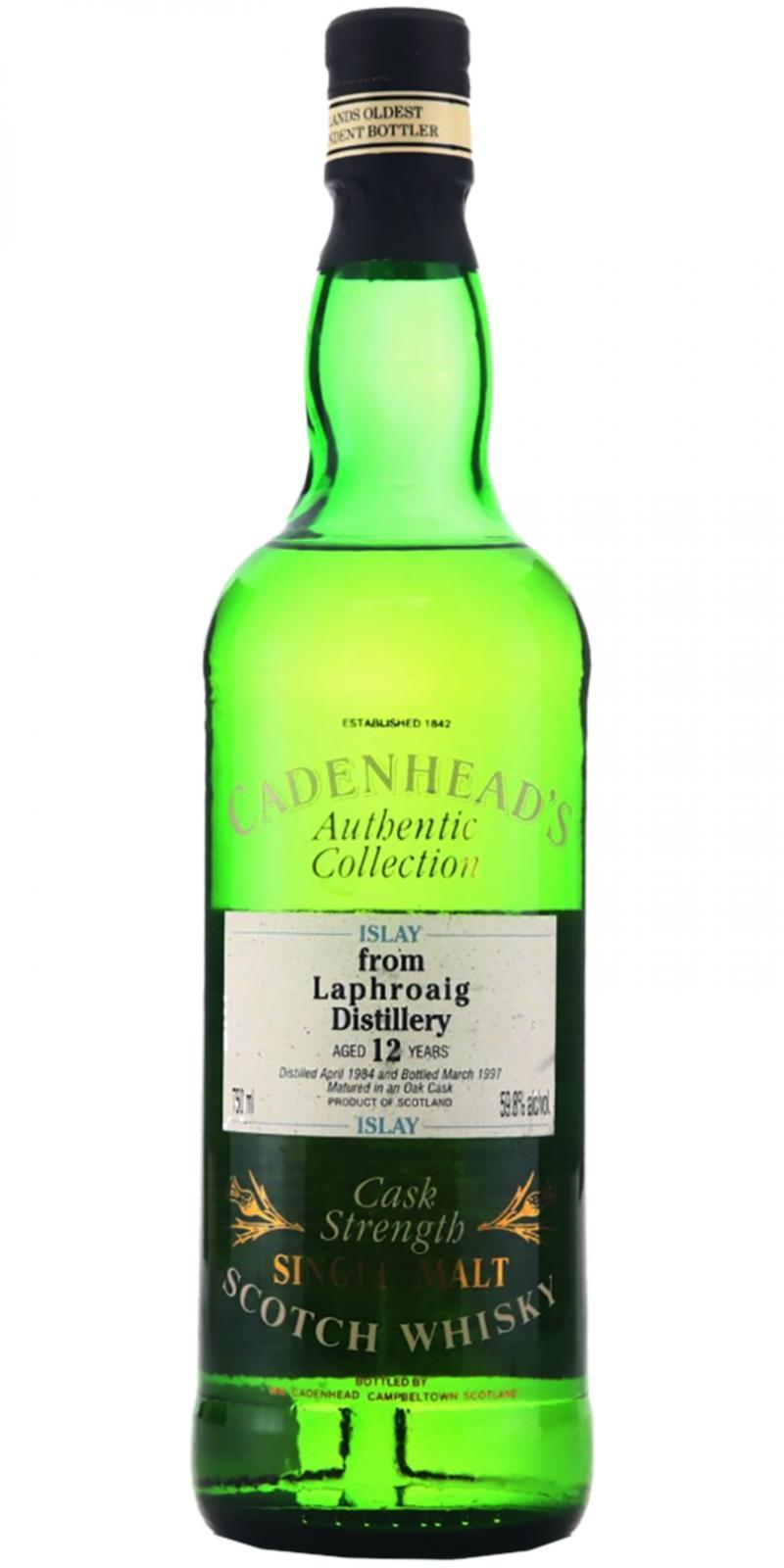 Laphroaig 1984 CA