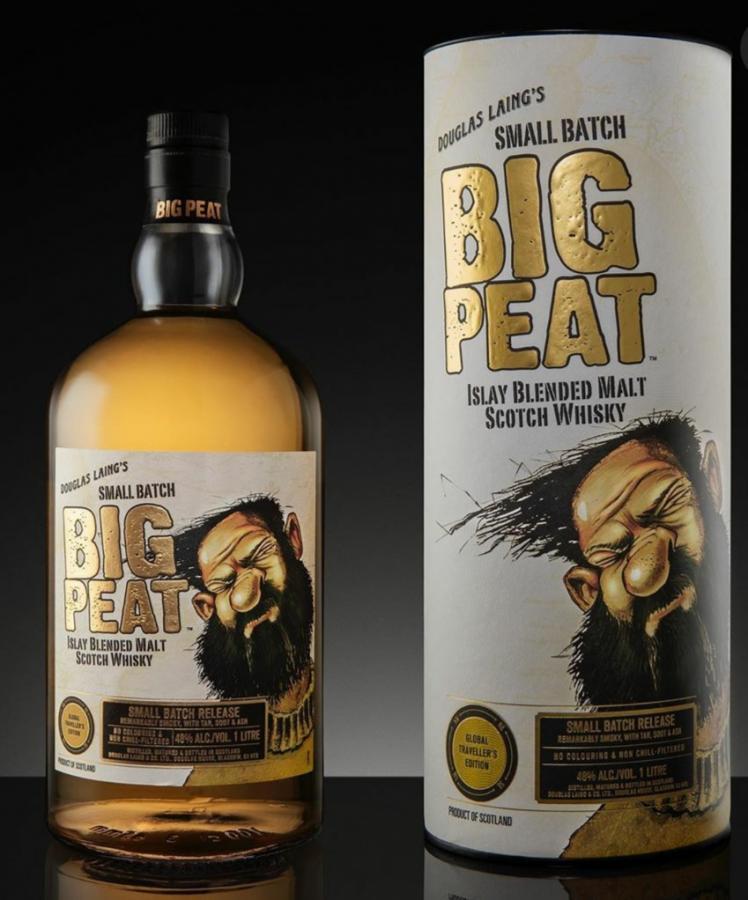 Big Peat Global Traveller's Edition DL