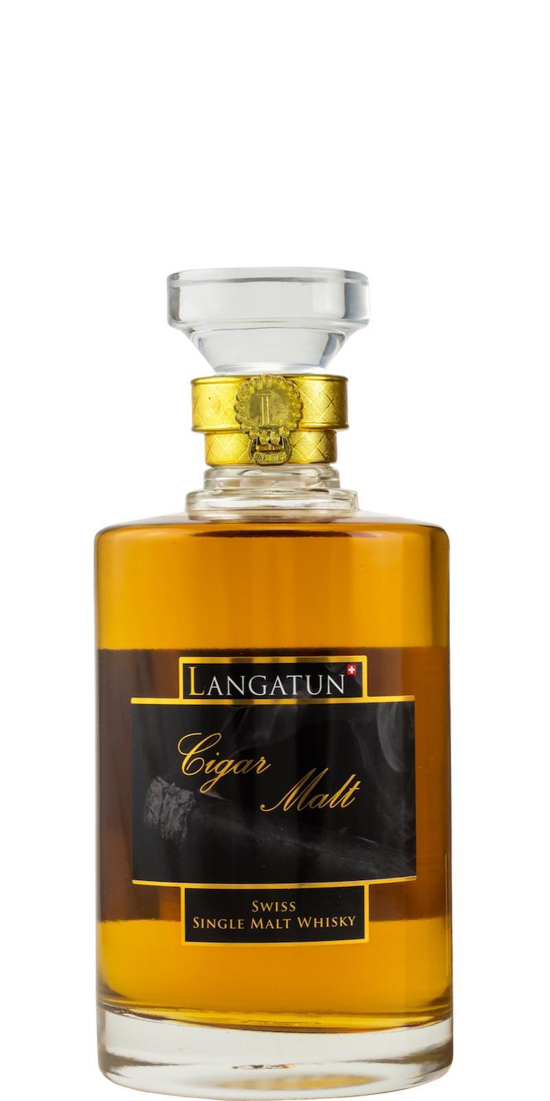 Langatun 2014 - Cigar Malt