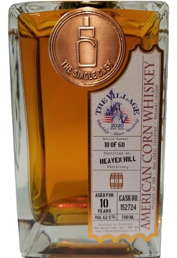 Heaven Hill 10-year-old TSCL