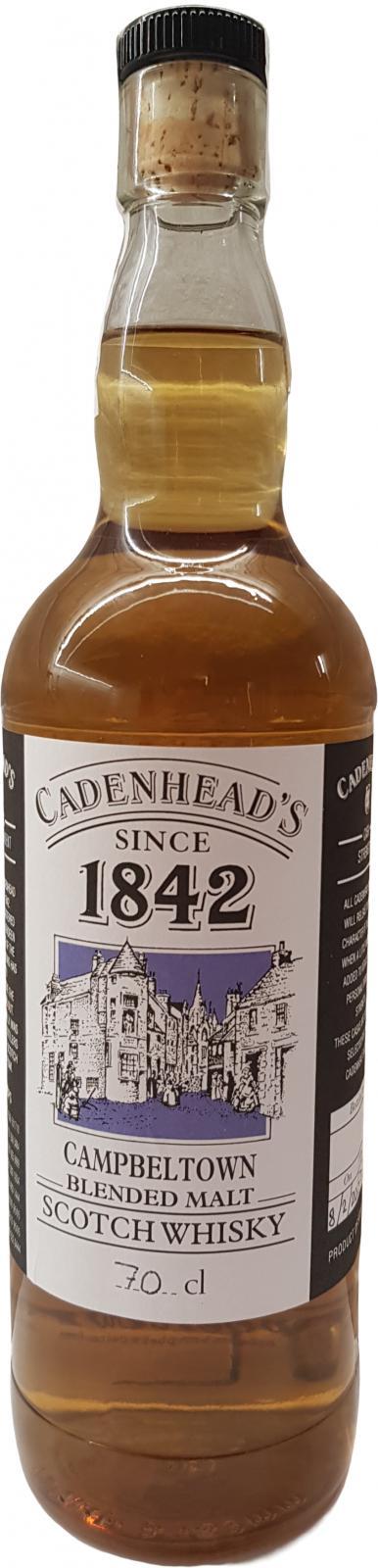 Cadenheads Campbeltown Blended Malt