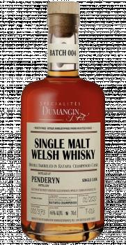 Penderyn Single Malt Welsh Whisky CDJF