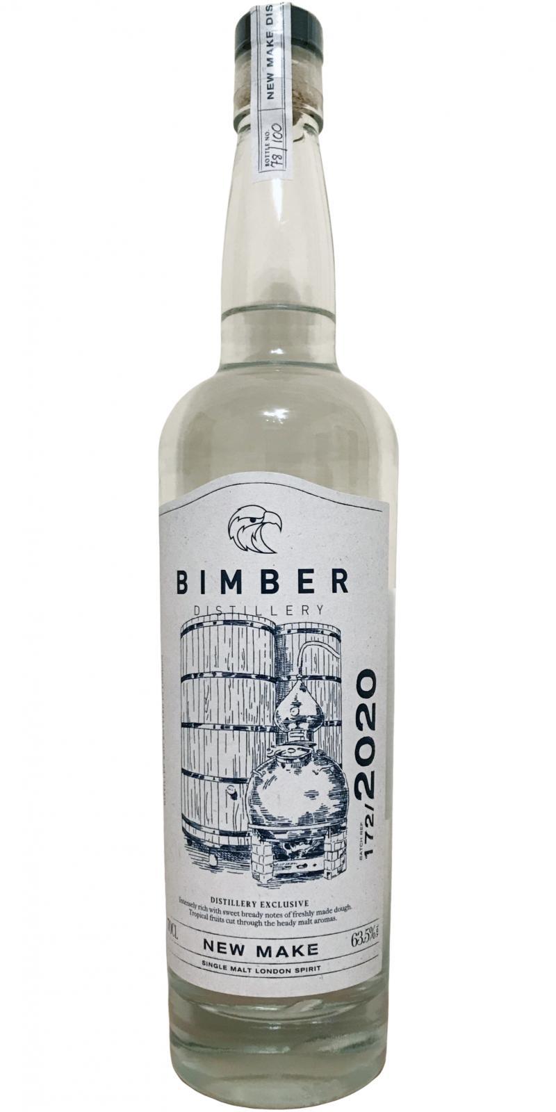 Bimber 2020 - New Make