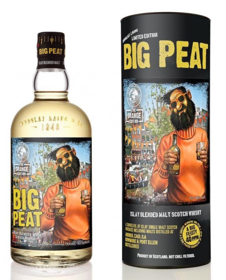 Big Peat The Orange Edition DL