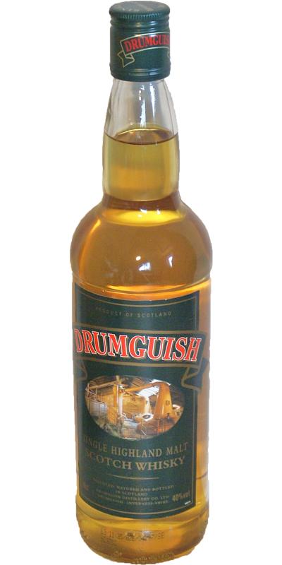 Drumguish Single Highland Malt DDL