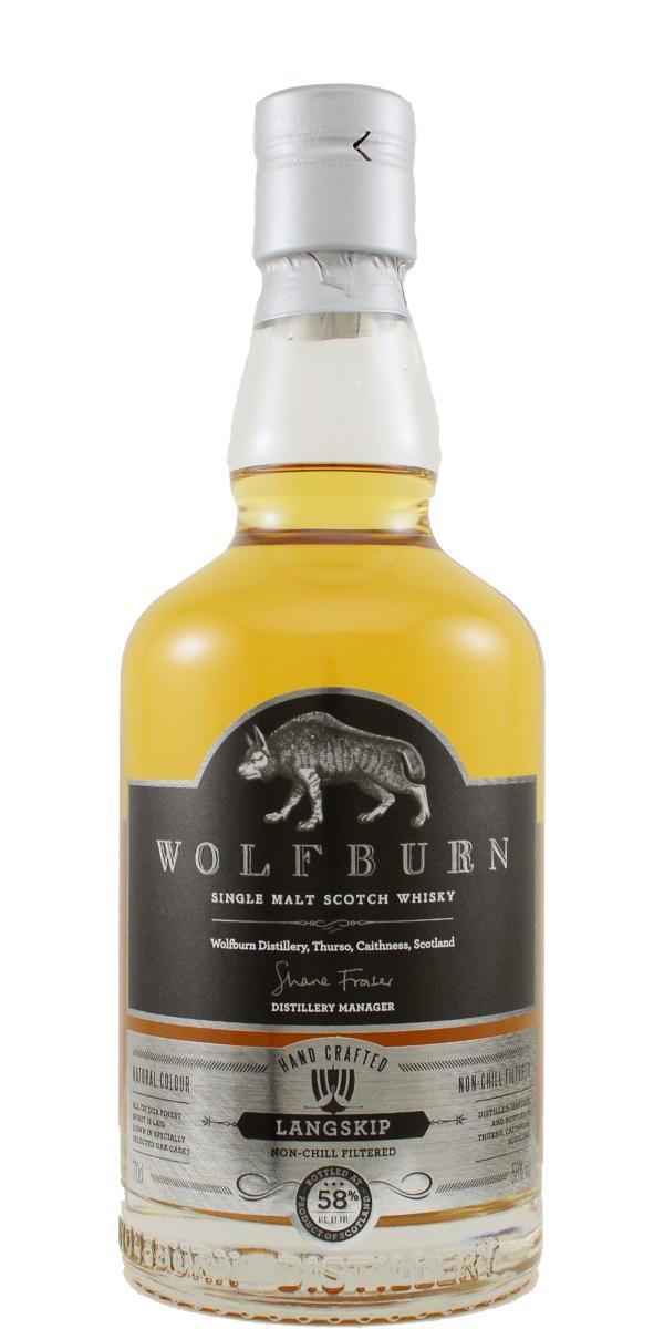 Wolfburn Langskip
