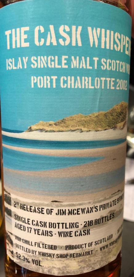 Port Charlotte 2002 TCW