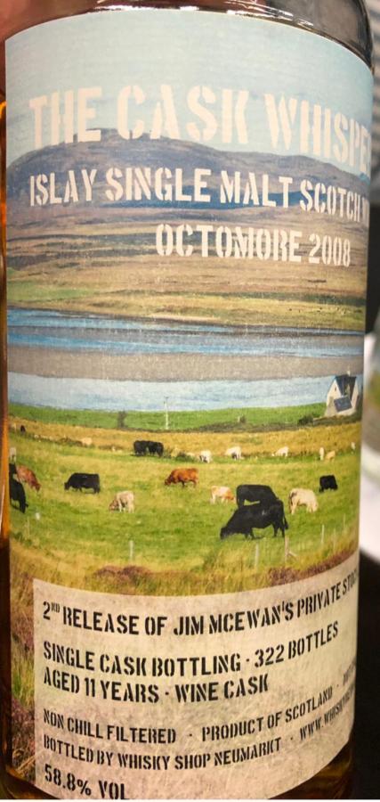 Octomore 2008 TCW