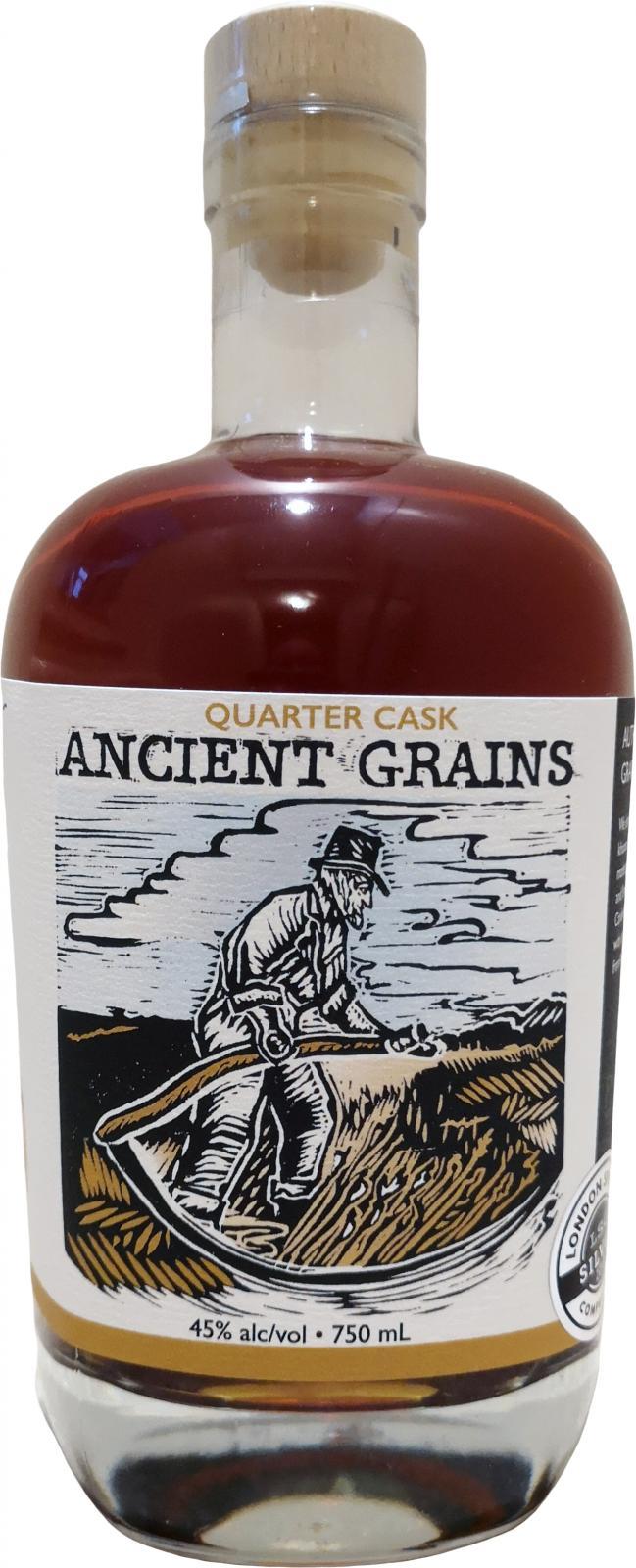 Ancient Grains Quarter Cask