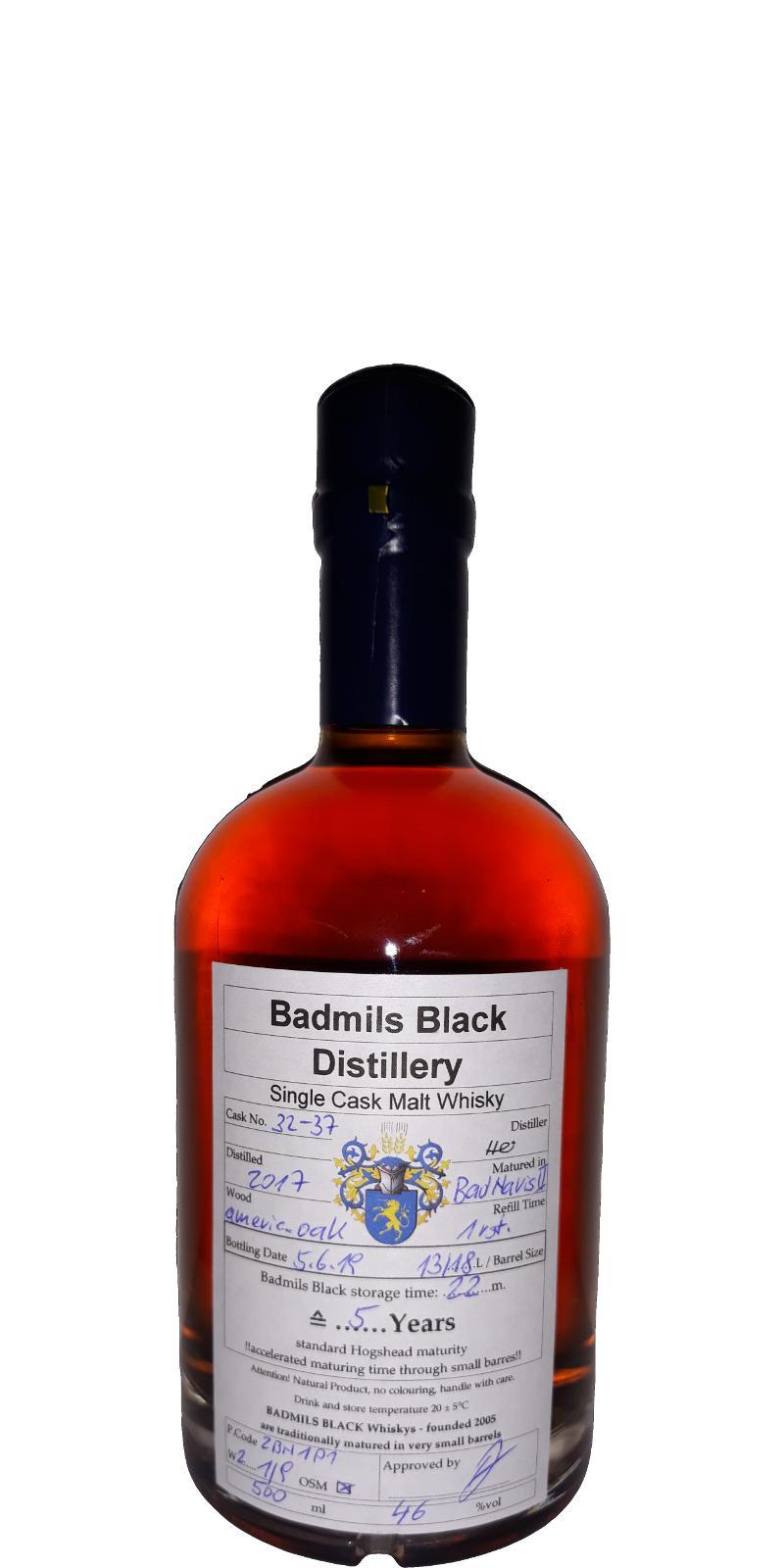 Badmils Black 2017