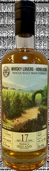 Single Malt Irish Whiskey 2001