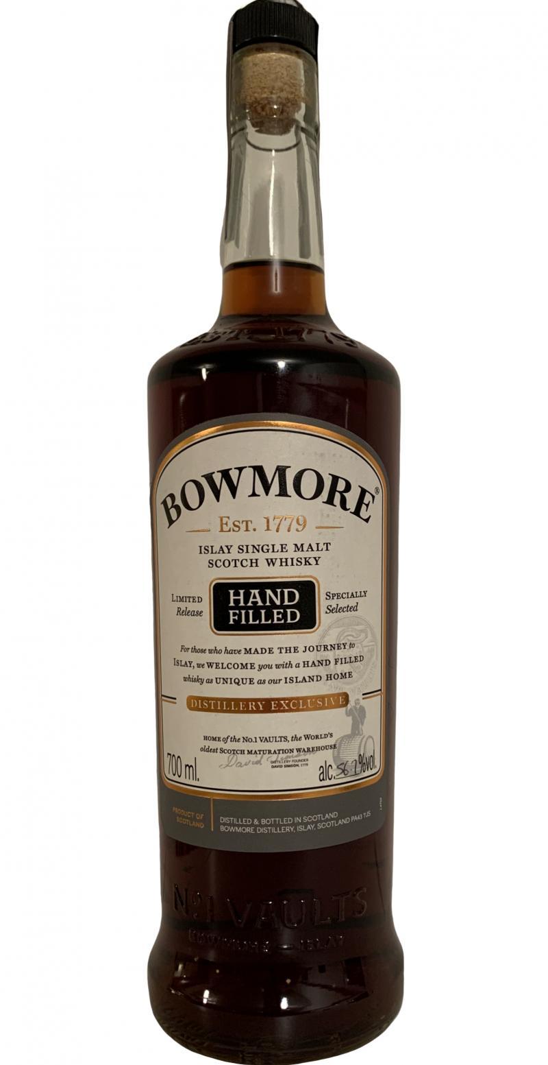 Bowmore 2001