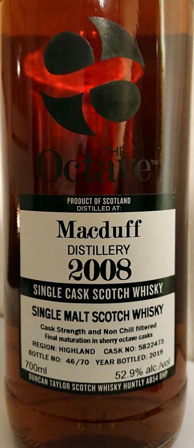 Macduff 2008 DT