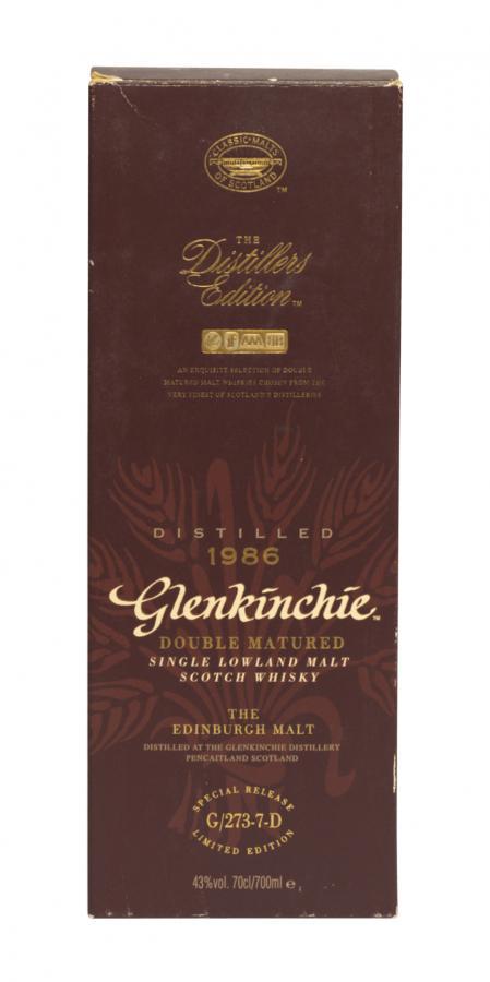 Glenkinchie 1986
