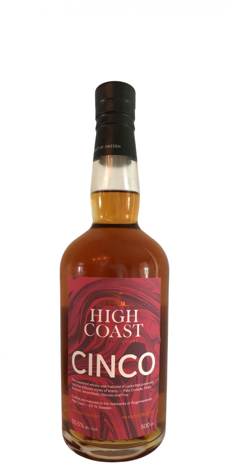 High Coast Cinco