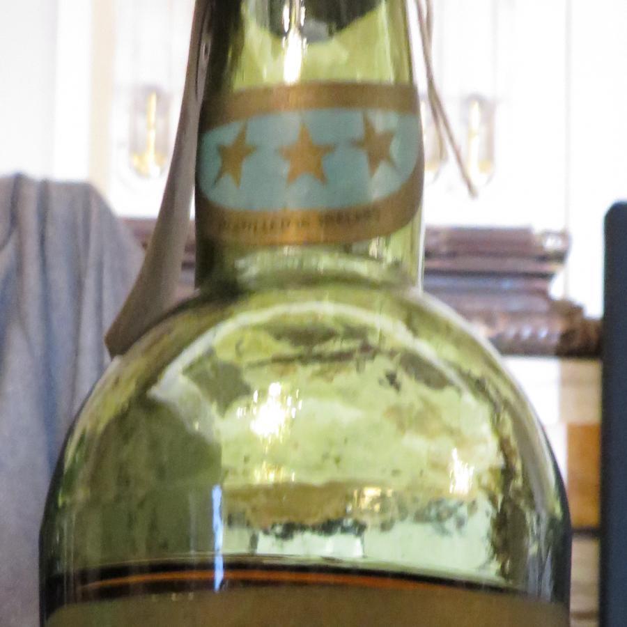 Burke's Fine Old Irish Whisky