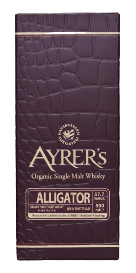 Ayrer's Alligator
