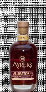 Ayrer's Alligator