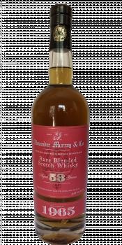 Rare Blended Scotch Whisky 1965 AMC