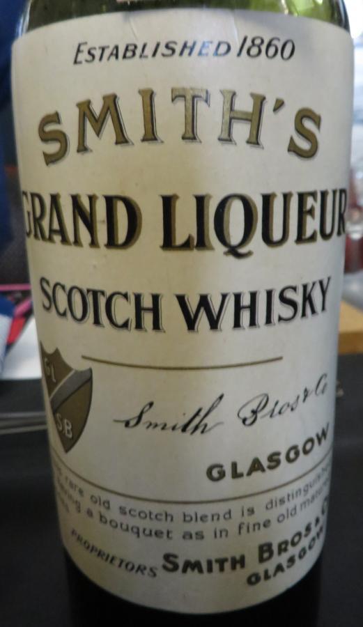 Smith's Grand Liqueur