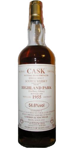 Highland Park 1955 GM