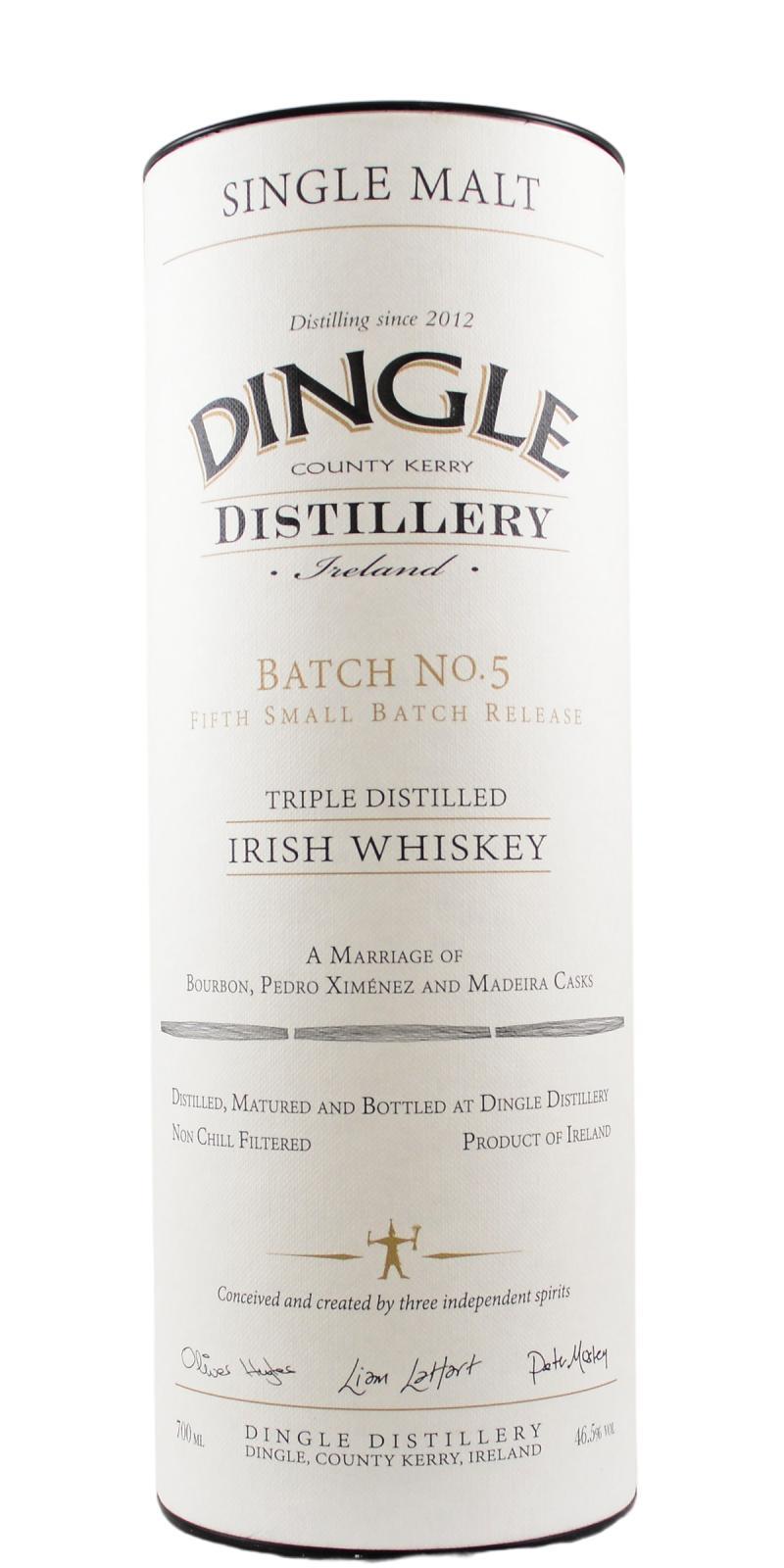 Dingle Single Malt