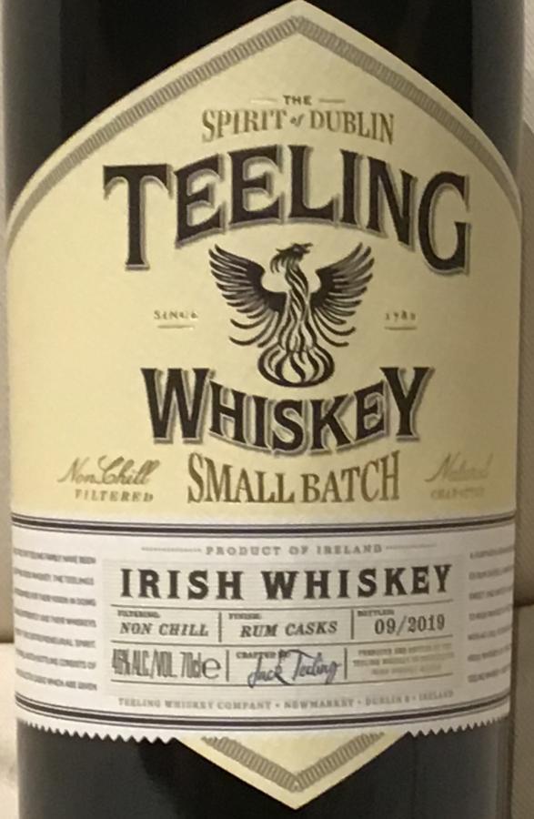 Teeling Small Batch