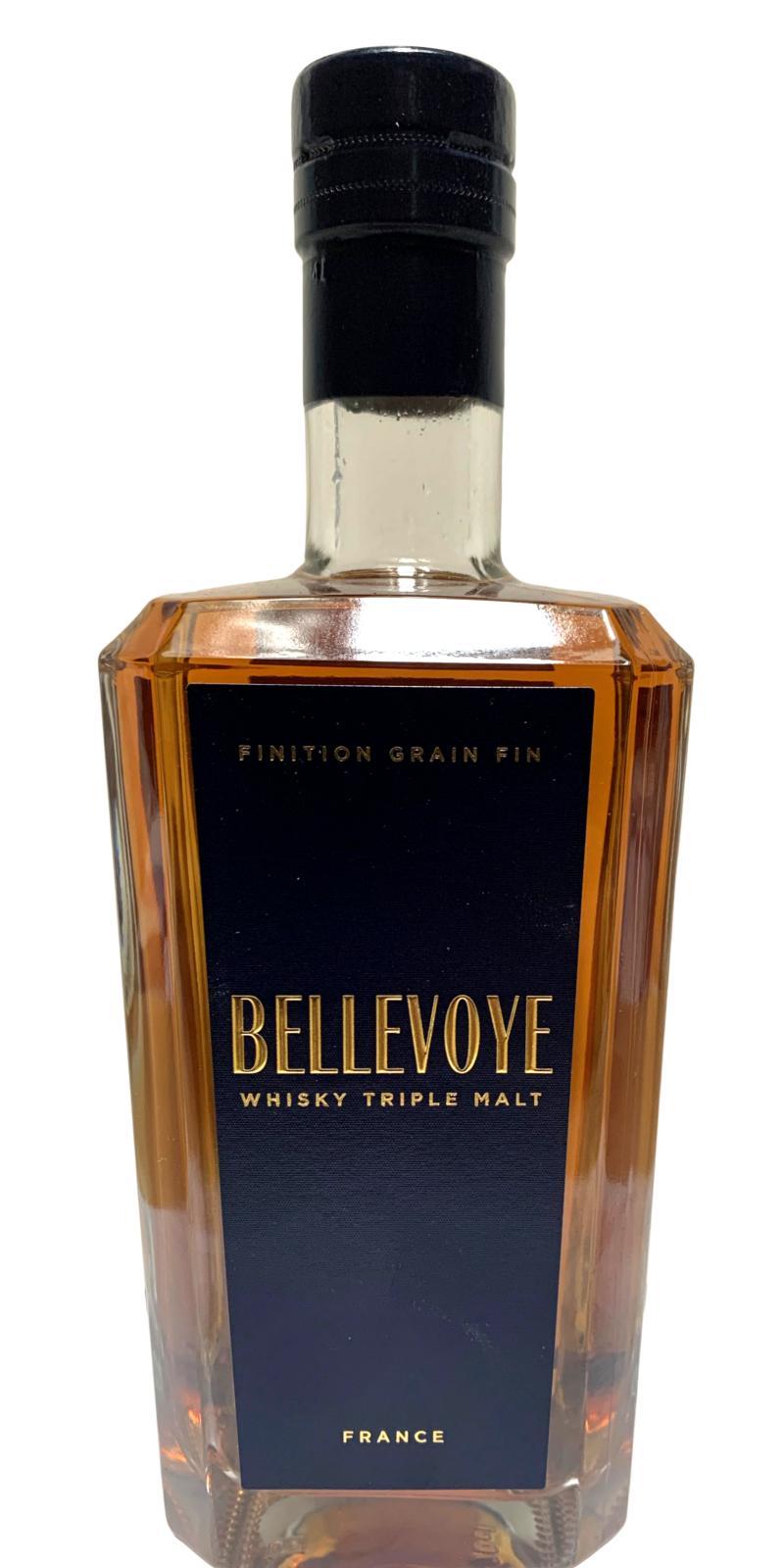 Bellevoye Whisky Triple Malt