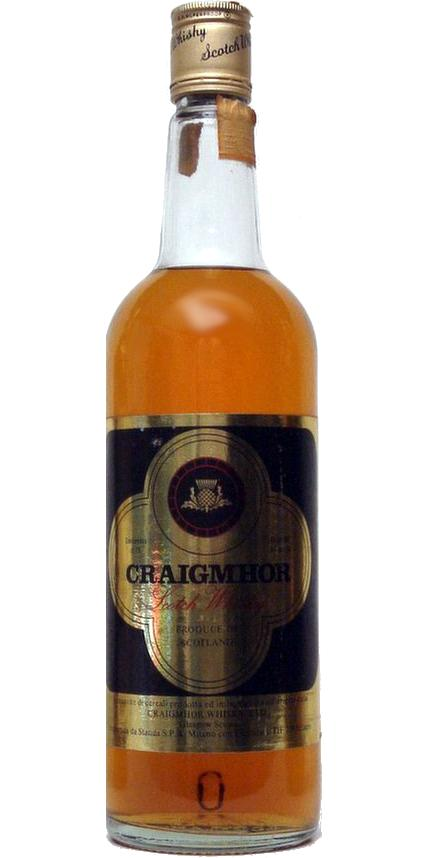 Craigmhor Scotch Whisky
