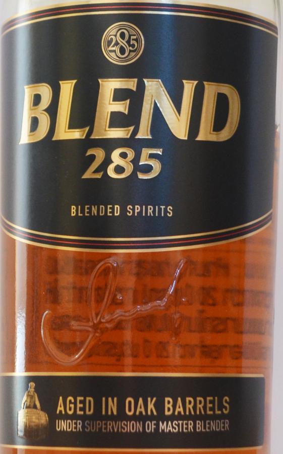 Blend 285 Blended Spirits