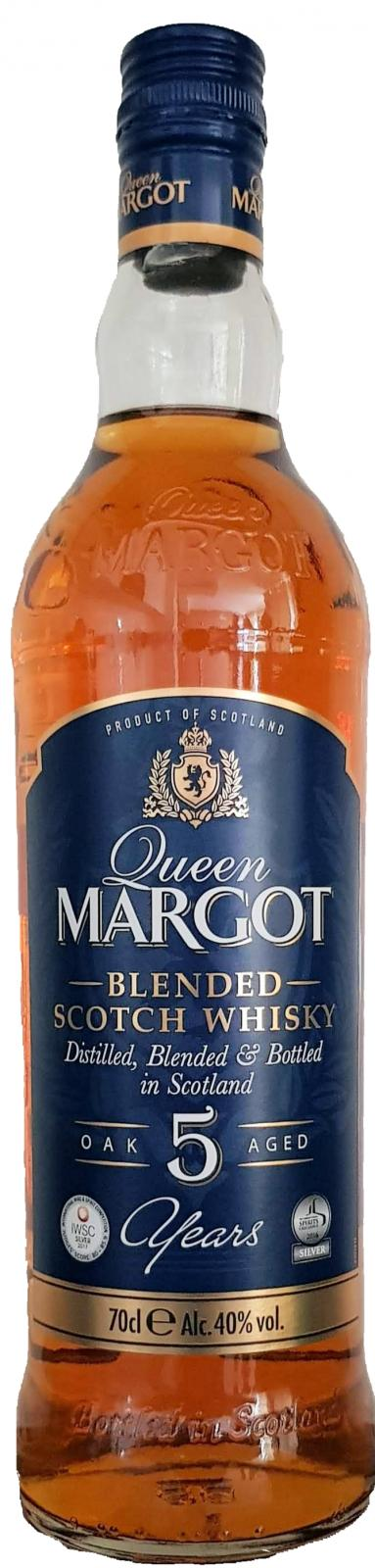 Queen Margot 05-year-old Cd