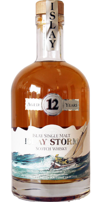 Islay Storm 12-year-old CSJS