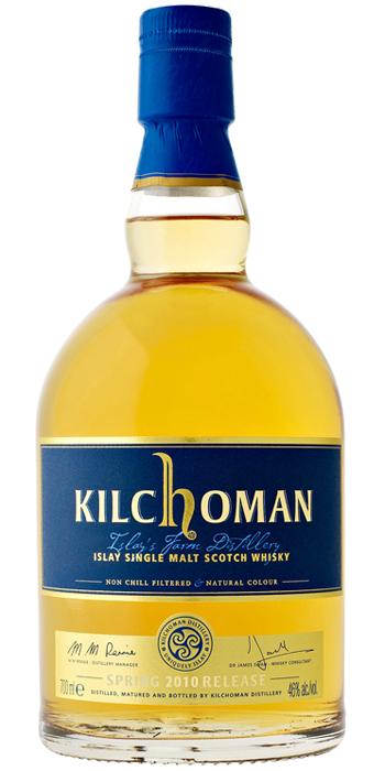 Kilchoman 2010 Spring Release