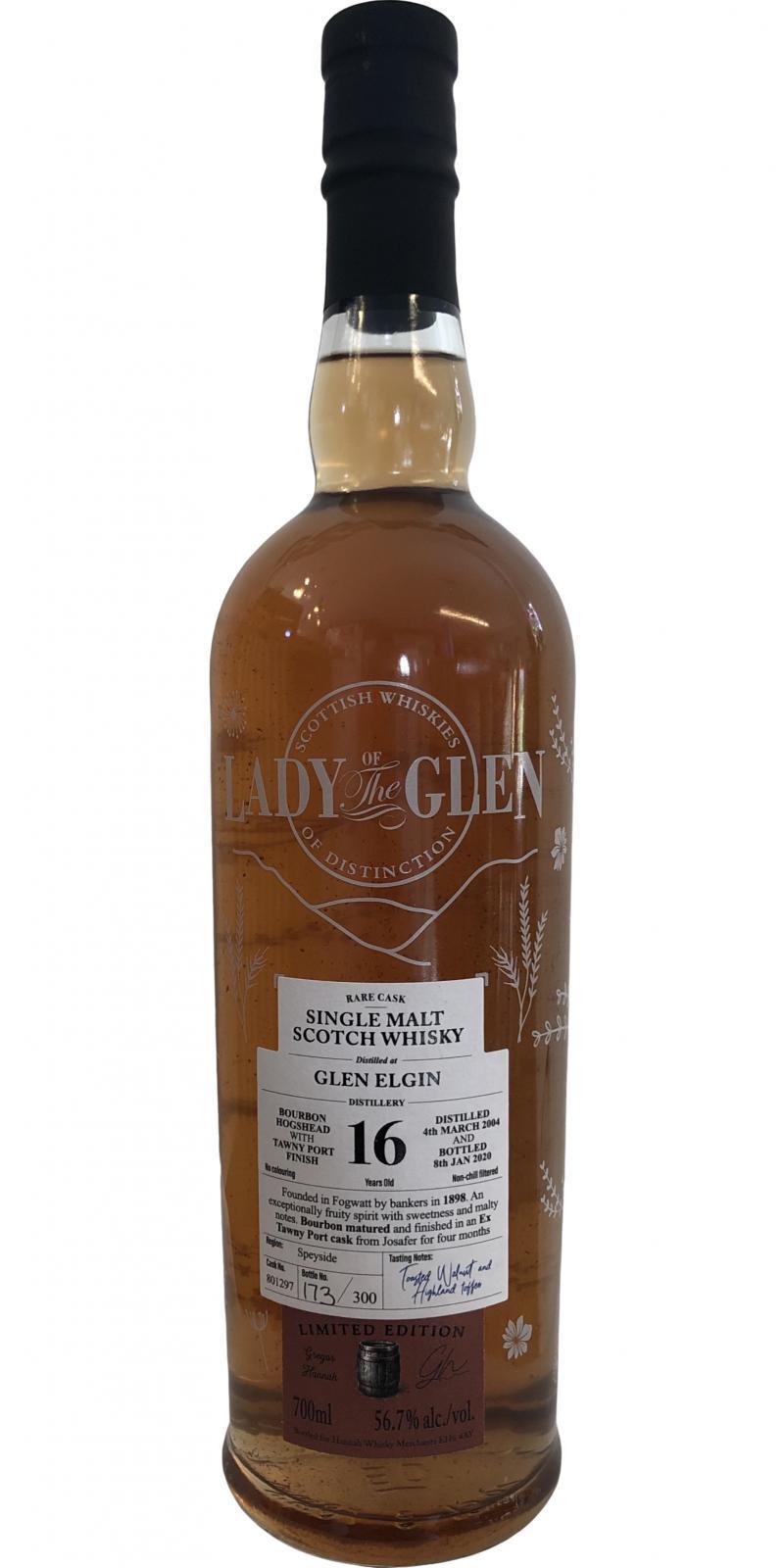 Glen Elgin 2004 LotG
